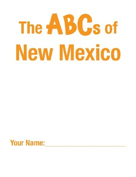 New Mexico Handwriting Printables - Print Edition