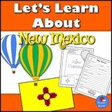 New Mexico History and Symbols Unit Study