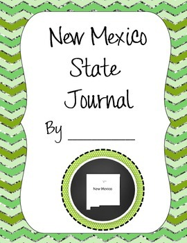 New Mexico Journal Set