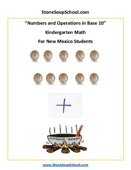 K - New Mexico -  Common Core - Numbers and Operations in Base 10