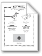 New Mexico (Map & Facts)