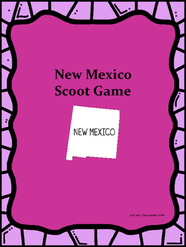 New Mexico Scoot Game