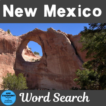New Mexico Search and Find