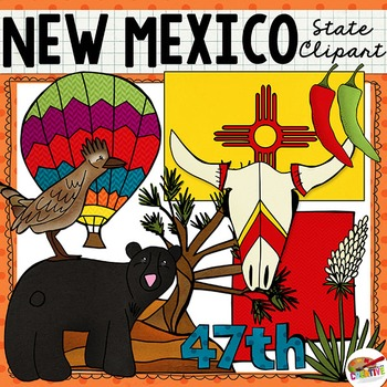New Mexico State Clip Art