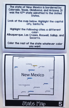 New Mexico State Flipbook