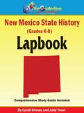 New Mexico State History Lapbook