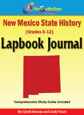 New Mexico State History Lapbook Journal