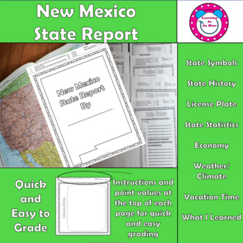 New Mexico State Report