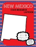 New Mexico State Research Lapbook Interactive Project
