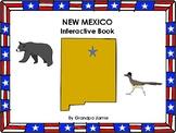 New Mexico State interactive book grades pre-k - 2nd: auti