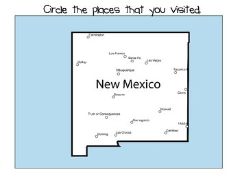 New Mexico Travel Journal