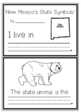 New Mexico's State Symbols Mini Book and Posters