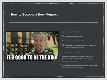 New Monarchs (short)