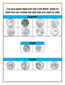 New Money: Teaching Coin Identification