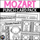 CLASSICAL MUSIC - Wolfgang Amadeus Mozart Composer Listening Activities