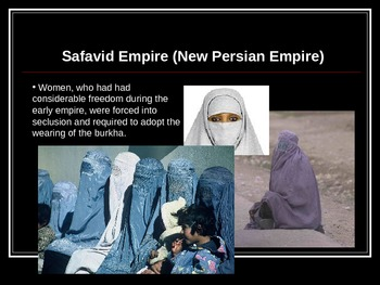 New Muslim Empires and East Asia During the First Global Age