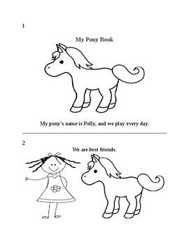 New! My Pony book