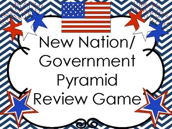 New Nation/Government Pyramid Review Game