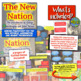New Nation Guided Unit PowerPoint: Early Republic, Washington, Adams Presidency!