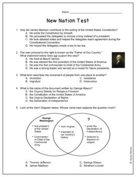 New Nation Test (VS.6)