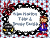 New Nation and Government Test and Study Guide