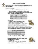 New Orleans Saints Statistics Project