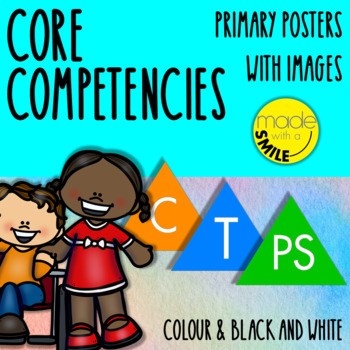 New Primary Core Competencies Posters With Images