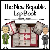 NEW REPUBLIC OF THE UNITED STATES LAP BOOK