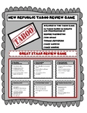 Taboo New Republic Review Game