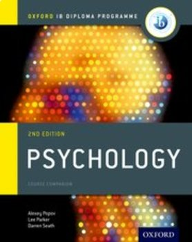 New! Research Methodology Packet 2nd Edition Oxford  IB Psychology