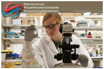 New! Researching Biomedicine for High School!