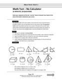 New SAT Math Practice Section Sample
