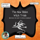 New Salem Witch Trials: Non-Fiction Task Cards