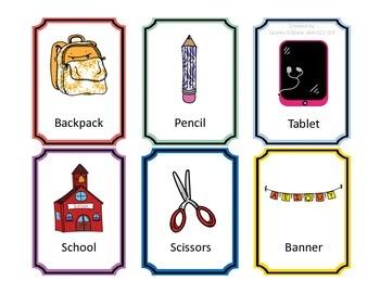 New School / Back to School Social Skills BUNDLE