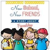 New School, New Friends (Book Video)