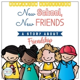 New School, New Friend Picture Book (Book Video)