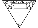 New School Year Goal Banner