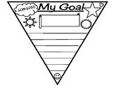 New School Year Goal Banner