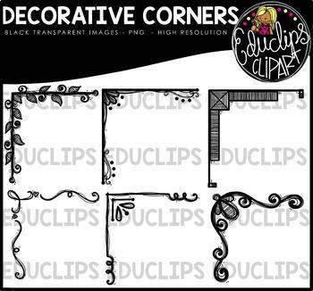 New Sellers Clip Art Kit 2 {Educlips Clipart}