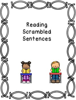 New Sentence Scramble