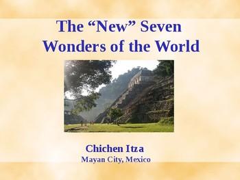 New Seven Wonders of the World - Chichen Itza