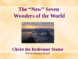 New Seven Wonders of the World - Christ the Redeemer