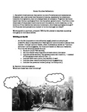 New Social Studies- Reflection