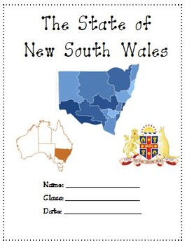 New South Wales A Research Project