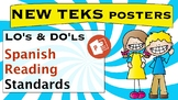 New Spanish Reading TEKS - LO/DOL/Exit_ticket/LearningObjective