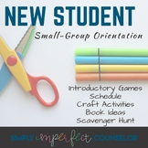 New Student Activities for Counselors