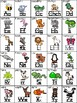 New Student Alphabet Cards - Spanish