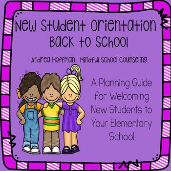 Back to School New Students Orientation Program