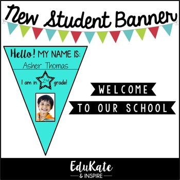 New Student Banner