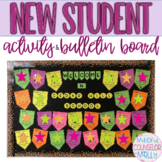 New Student Bulletin Board